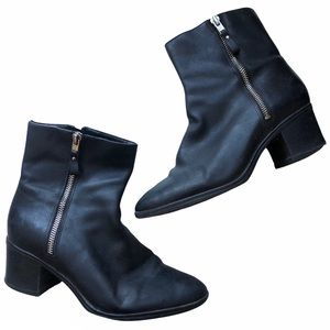 Naturalizer Harding Leather Boots